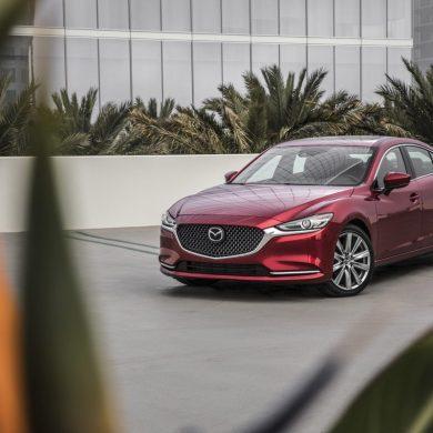 2018 Mazda 6 - Image: Mazda