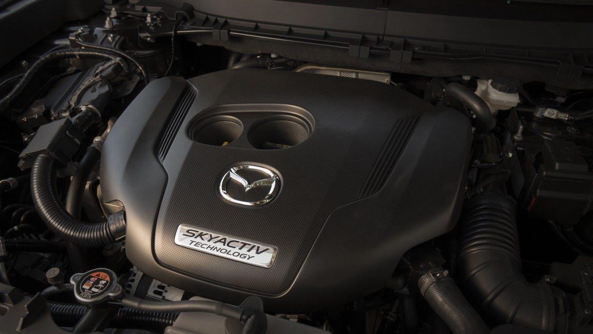 2018 Mazda 6 2.5T CX-9 - Image: Mazda