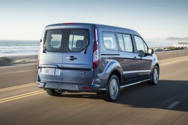 2019 Transit Connect Wagon - Image: Ford