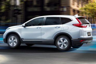 2018 Honda CRV Hybrid