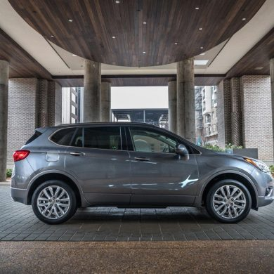 2019 Buick Envision - Image: Buick