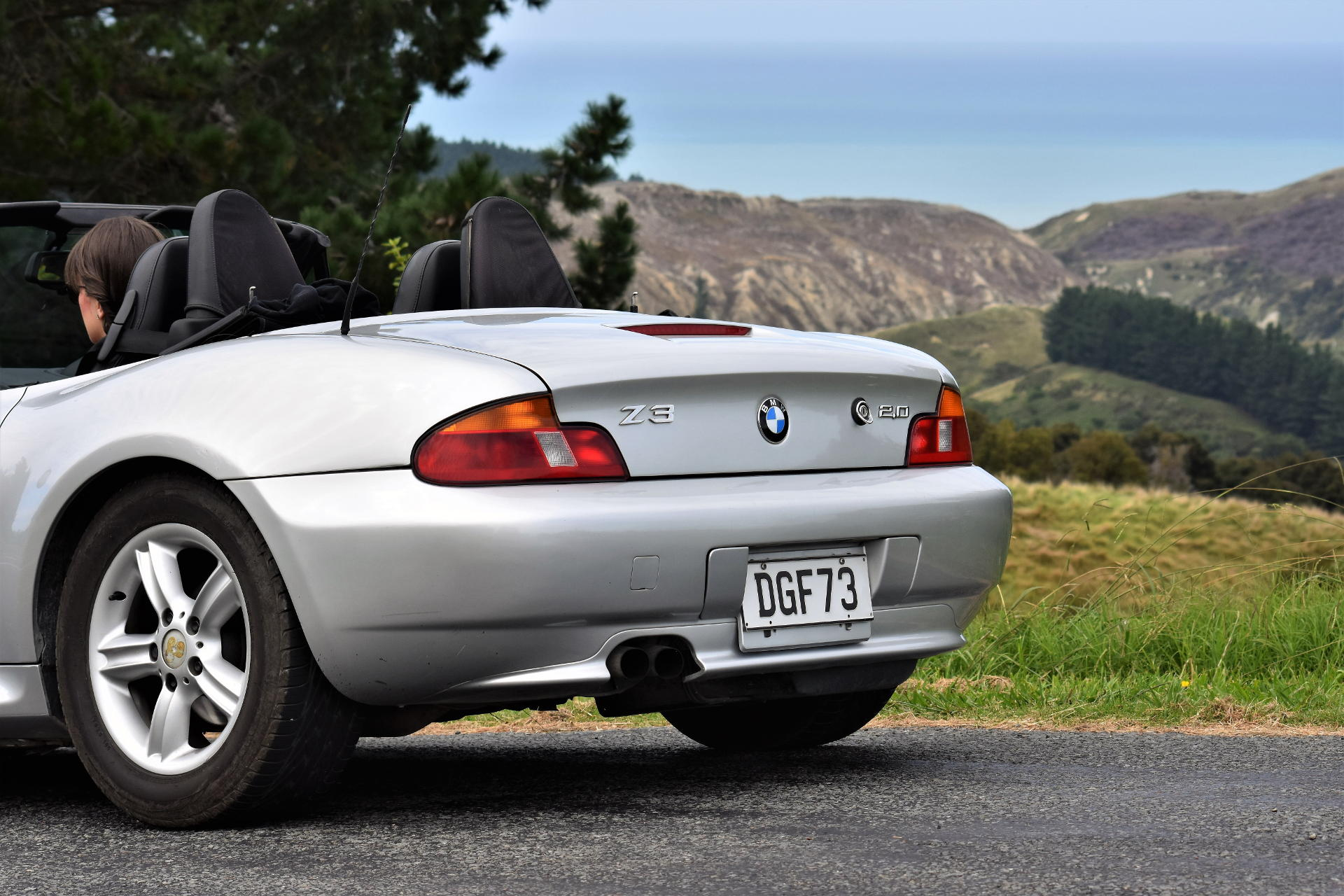 2000 BMW Z3 2.0