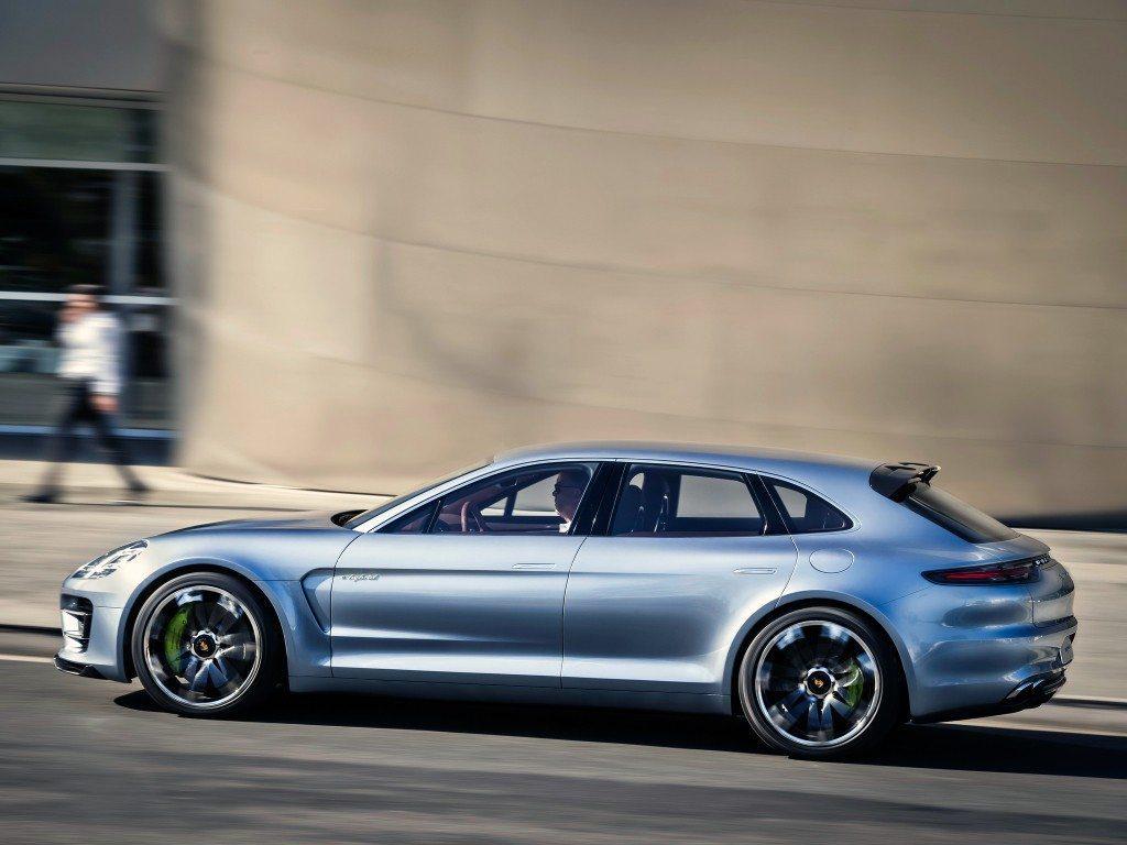 Porsche Panamera Sport Tuismo