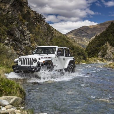 All-new 2018 Jeep® Wrangler Rubicon - Image: Jeep