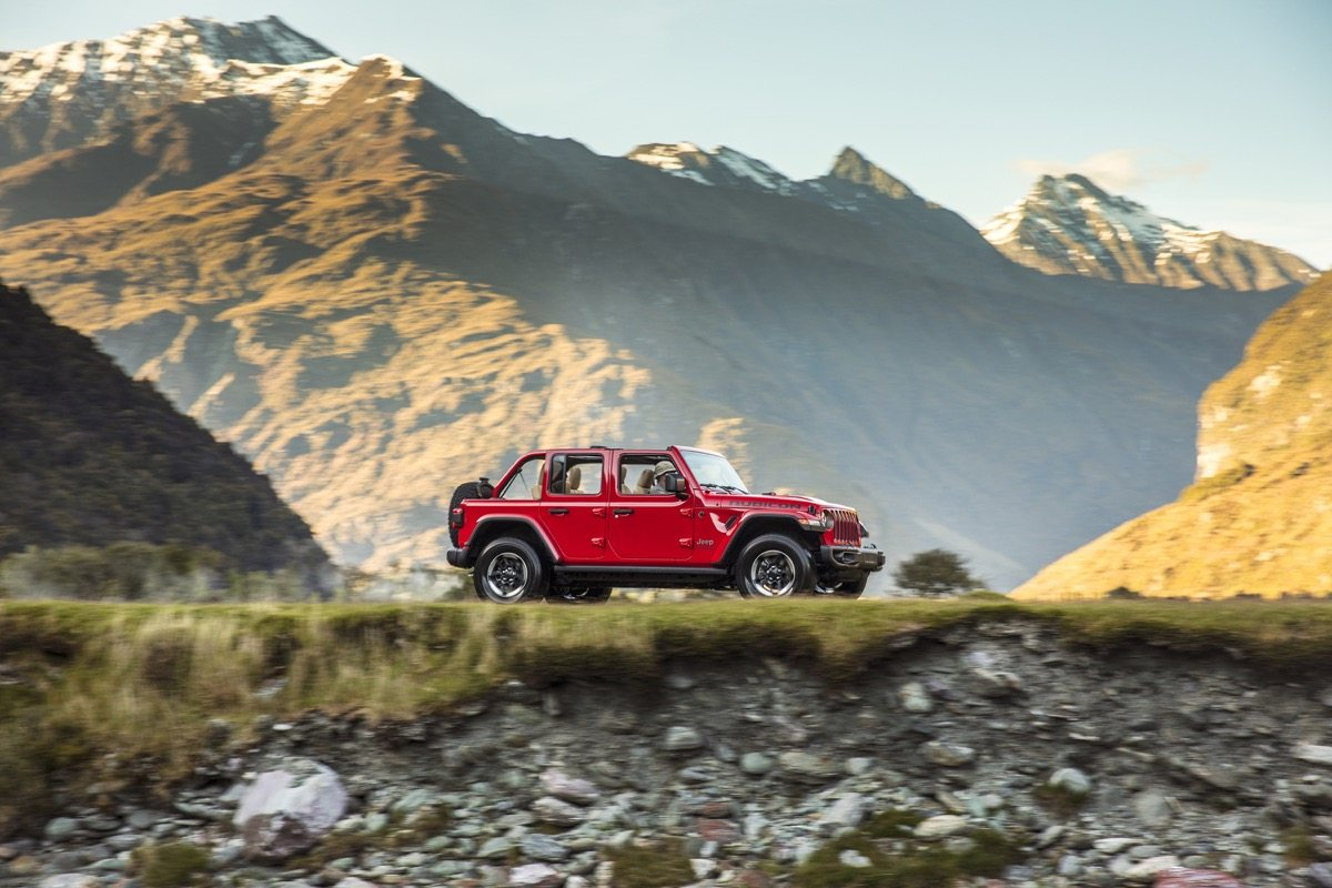 All-new 2018 Jeep® Wrangler Rubicon - Image: Jeep