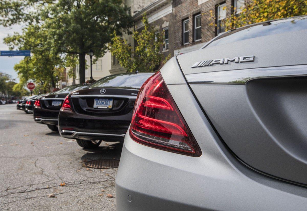 2018 Mercedes-Benz S-Class AMG