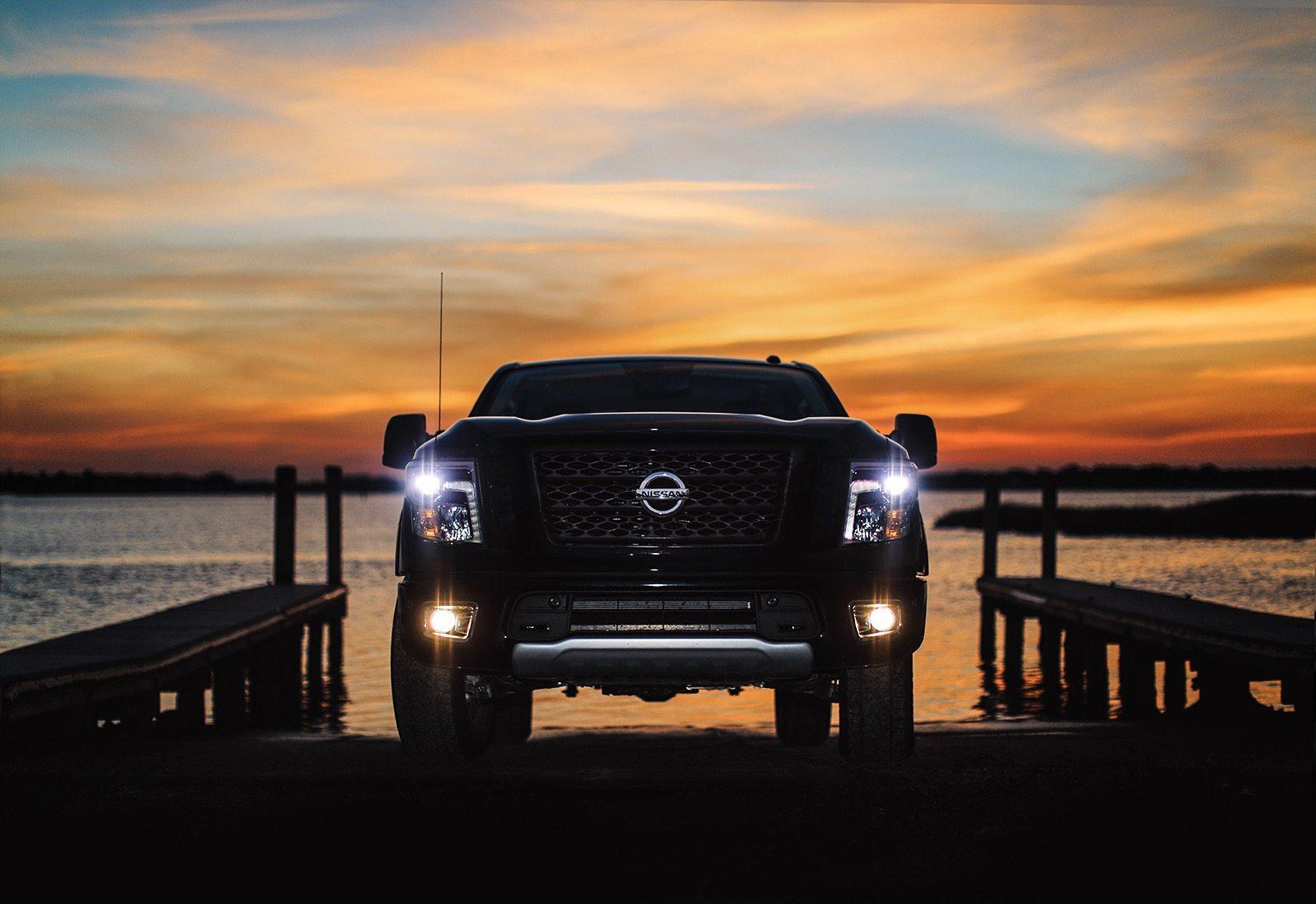 2018 Nissan Titan - Image: Nissan