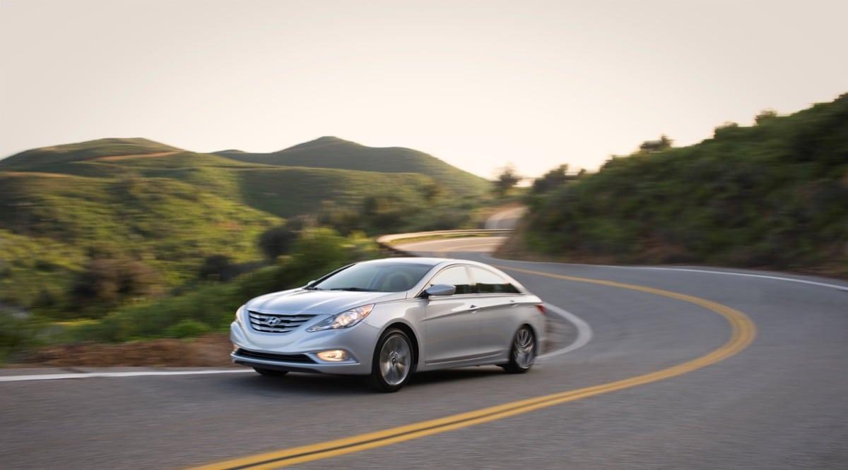 2012 Hyundai Sonata 2.0T - Image: Hyundai