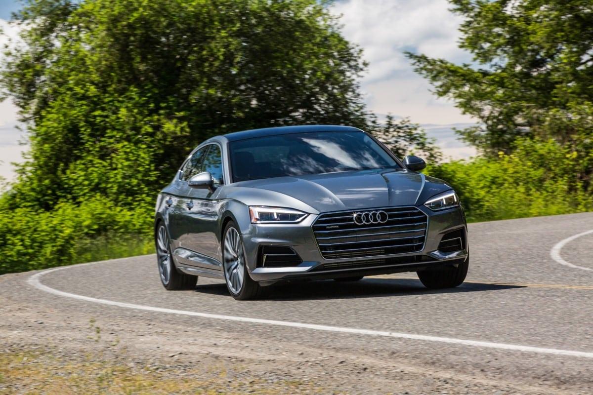 2018 Audi A5 Sportback - Image: Audi