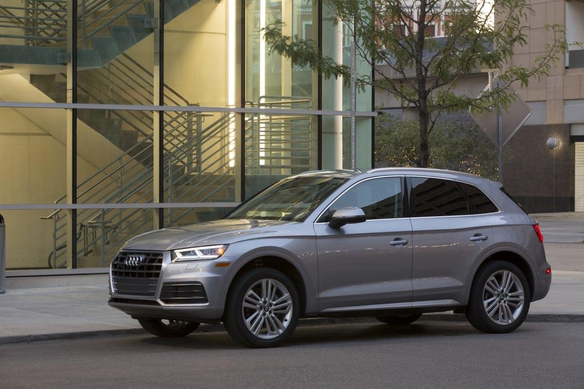 2018 Audi Q5 - Image: Audi