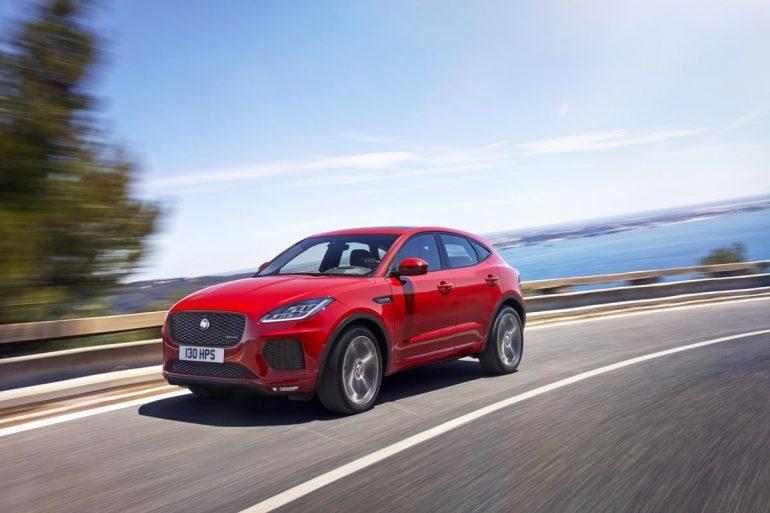 2018 Jaguar E-Pace - Image: Jaguar