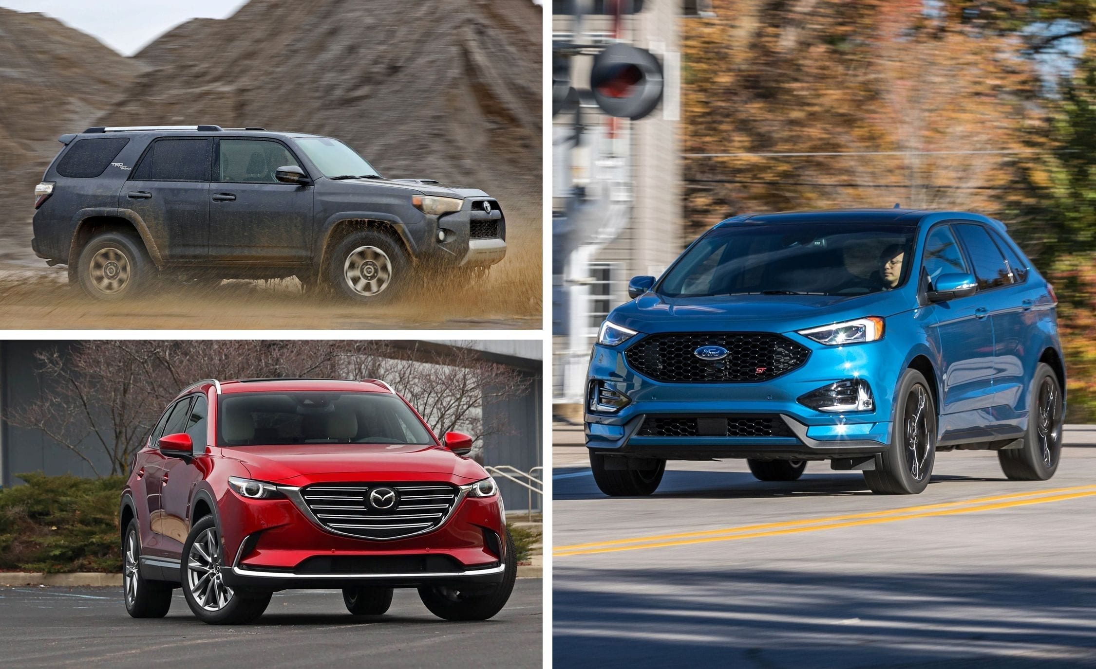 March 2019 The Best Ing Suvs In America Every Suv Ranked