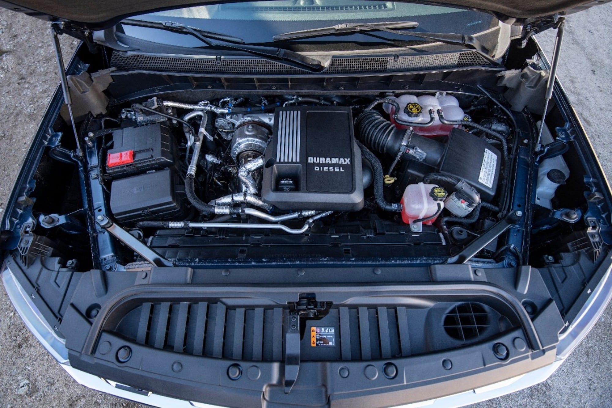 2020 Chevrolet Silverado 1500 duramax