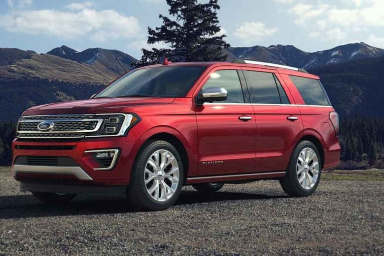Canada – Large SUV Sales Figures