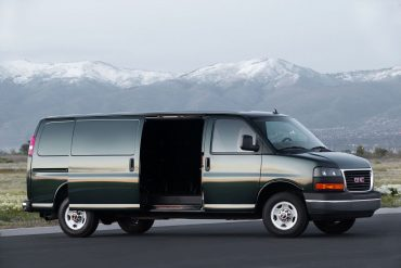 Canada Commercial Van Sales Figures By Model