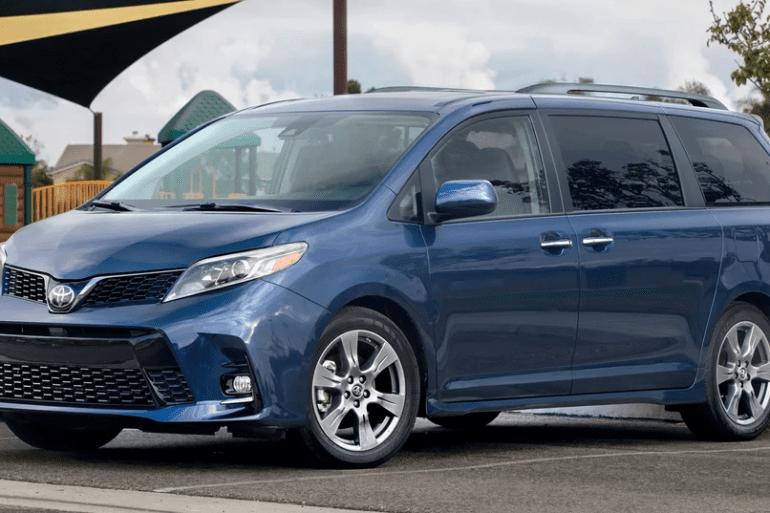 Canada Minivan Sales Figures By Model