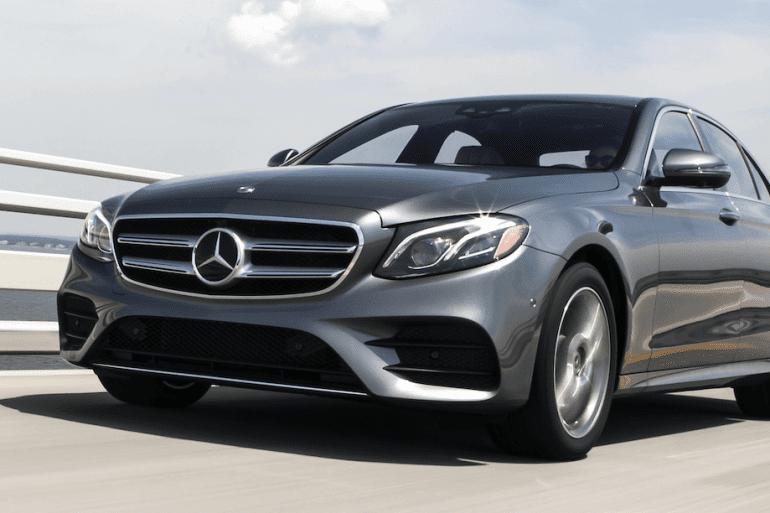 Canada midsize luxury car sales