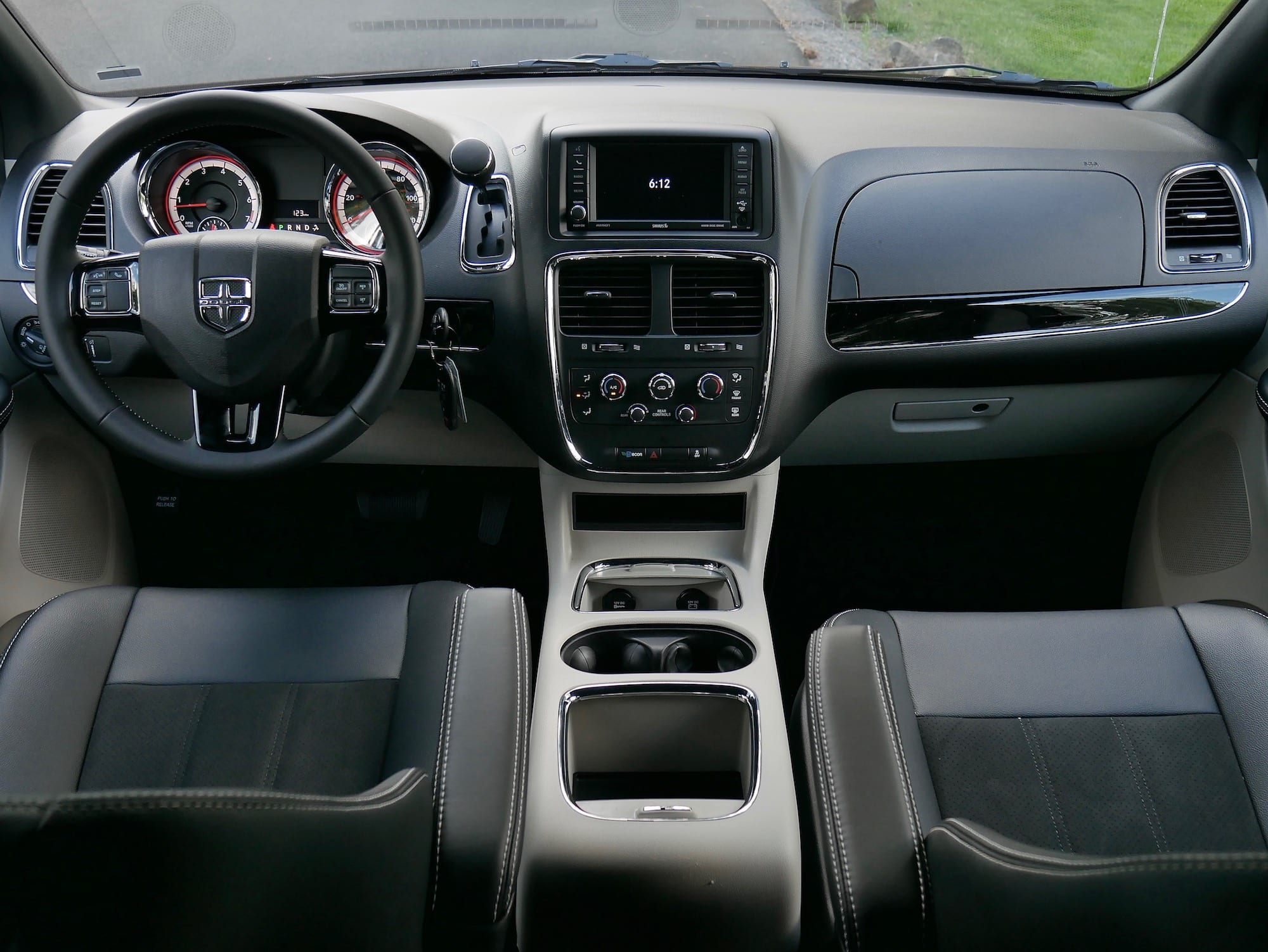 2019 Dodge Grand Caravan Sxt Review Gcbc
