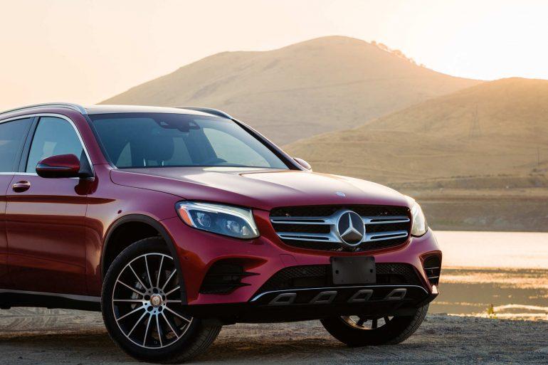 Small Luxury SUV Sales Figures