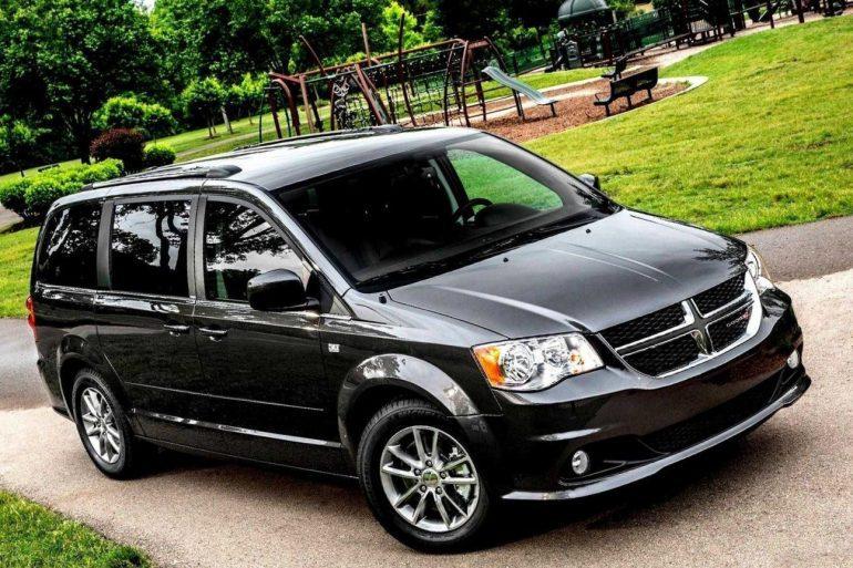 US Minivan Sales