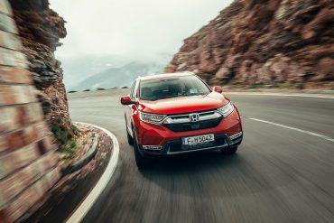Honda Motor Company - Canada Sales Figures