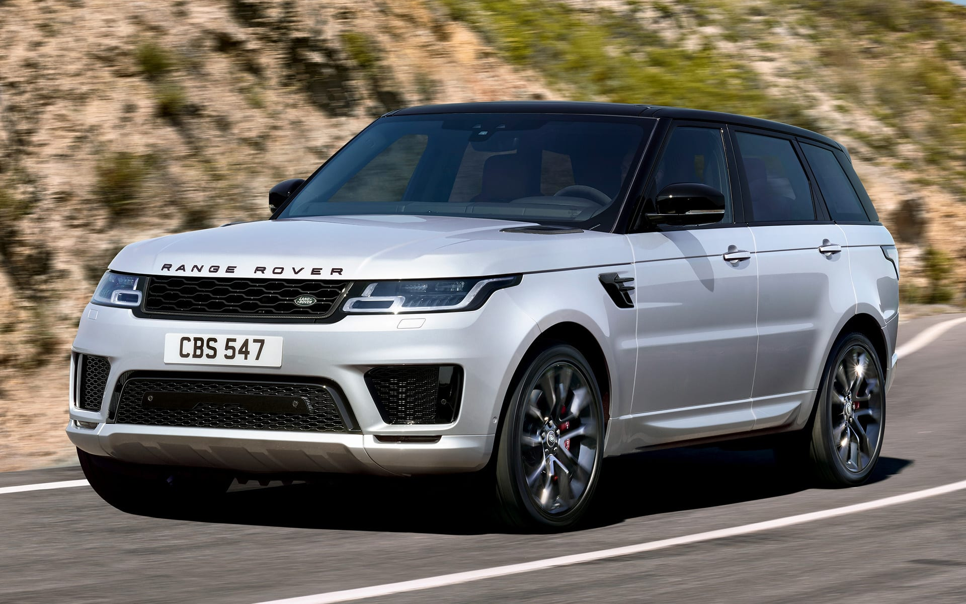 Jaguar Land Rover - US Sales Figures