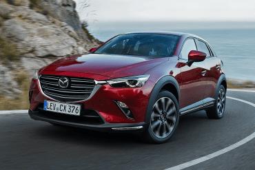 Mazda - US Sales Figures
