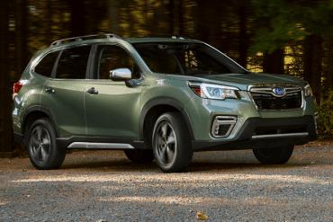 Subaru Corporation - Canada Sales Figures