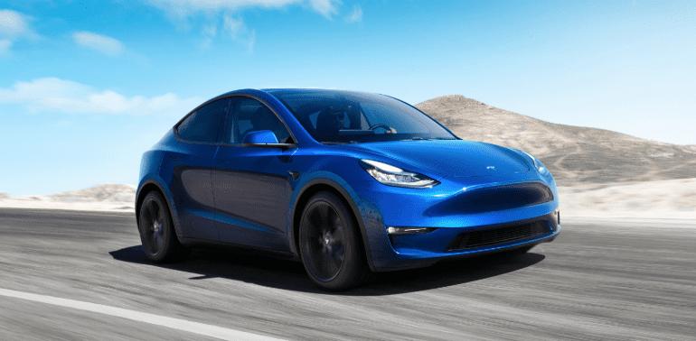 Tesla - Canada Sales Figures