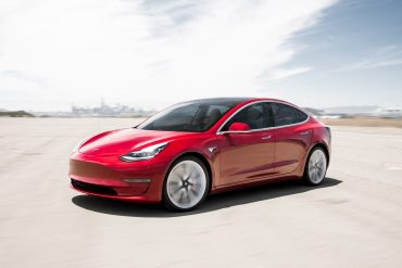 Tesla - US Sales Figures