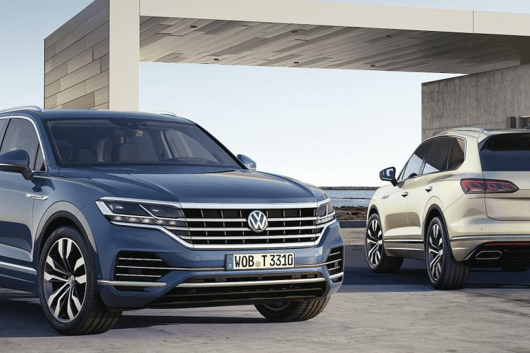 Volkswagen Group - Canada Sales Figures
