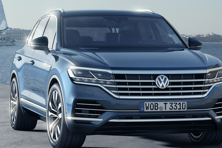 Volkswagen Group - US Sales Figures