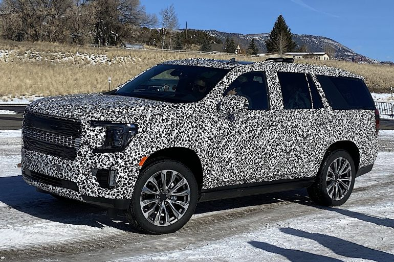 2021 GMC Yukon