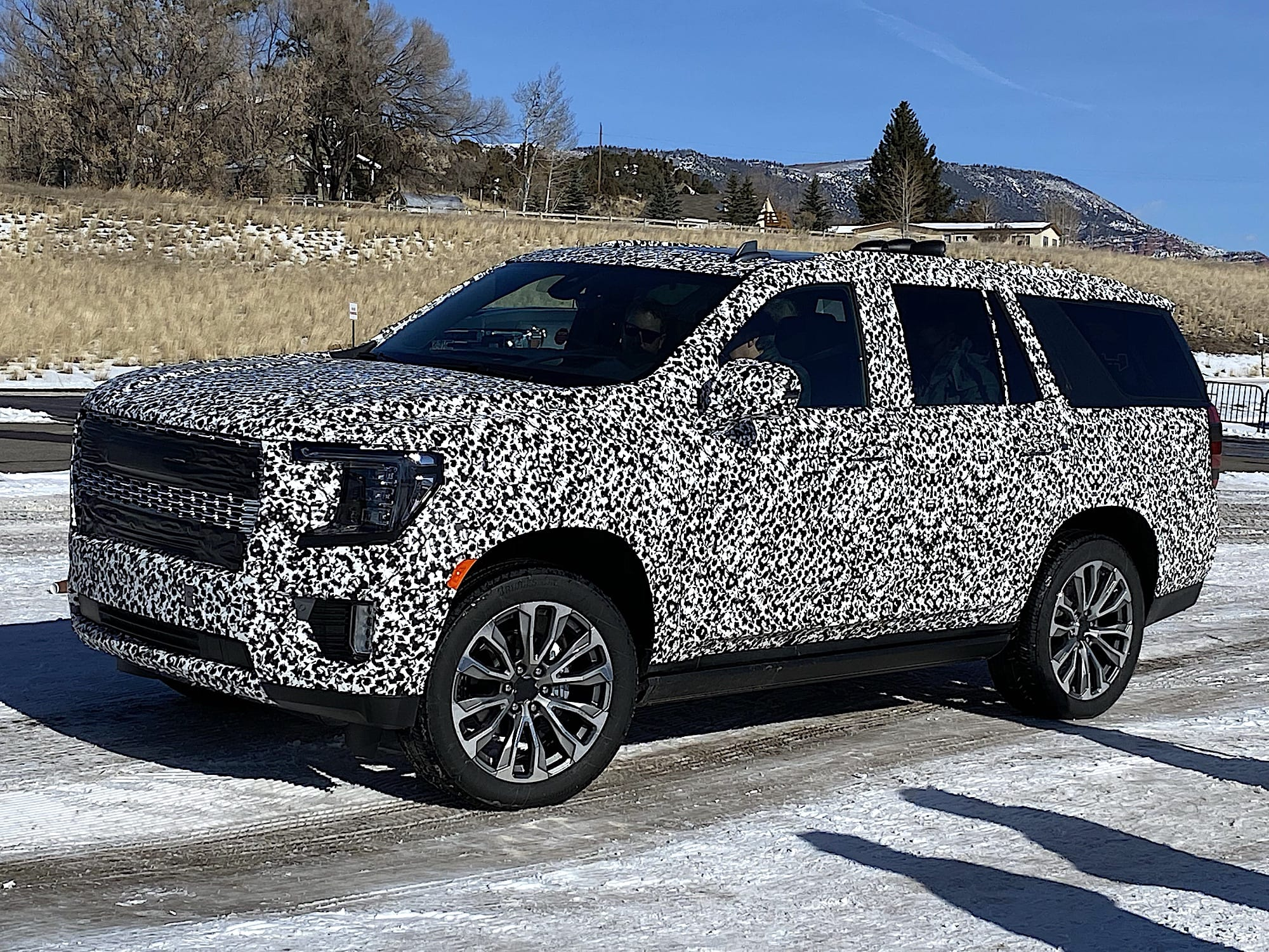The 2021 Yukon Reveal, Sierra 2500 HD All Mountain Drive ...