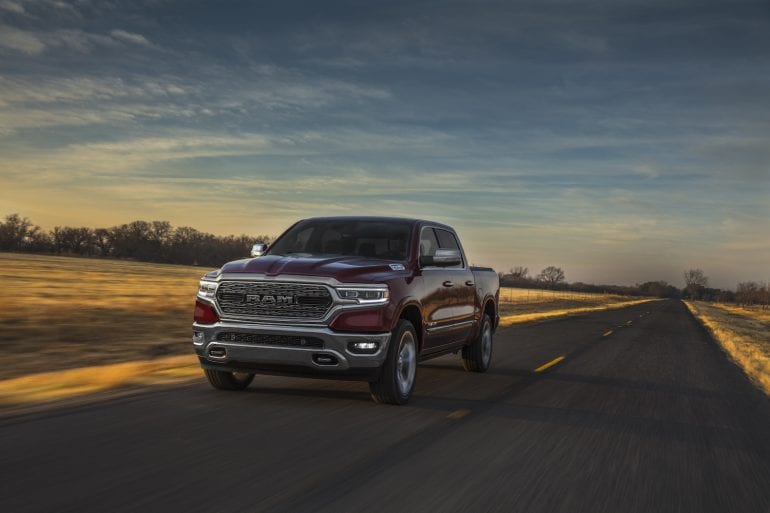 2020 Ram 1500
