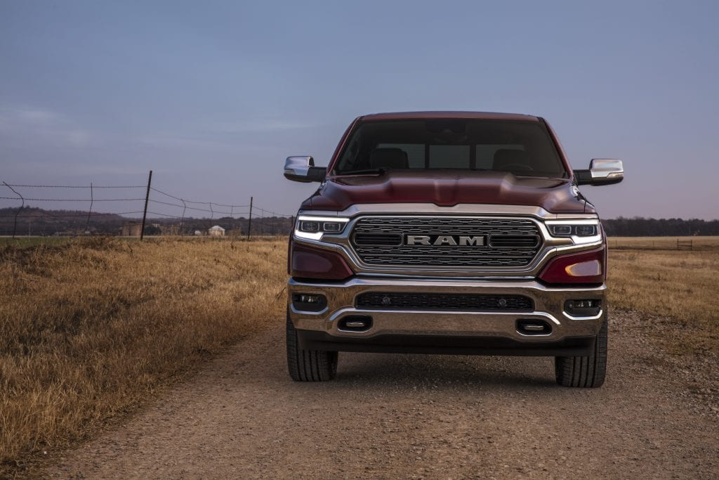 2020 Ram 1500 Limited front