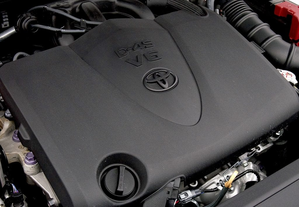 2020 toyota Avalon TRD engine