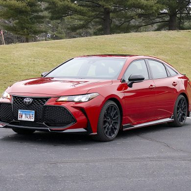 2020 toyota Avalon TRD lead