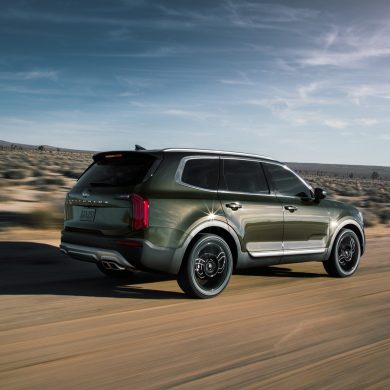 best three-row suvs for 2020