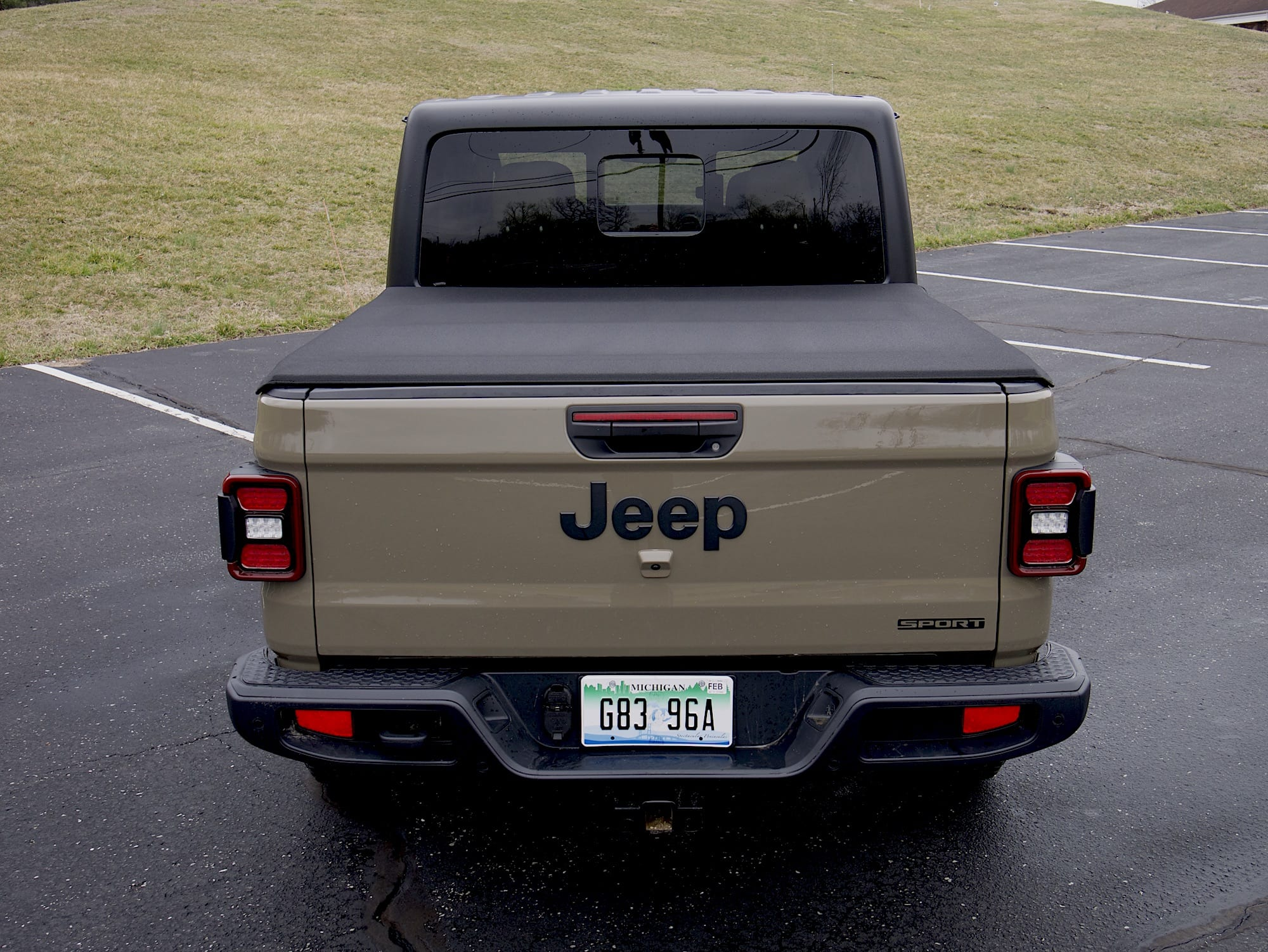 2020 Jeep Gladiator Sport 4x4 Review Gcbc