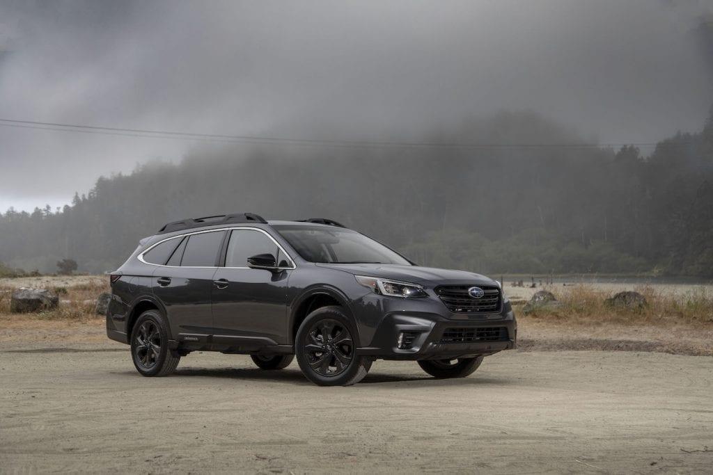 2020 Subaru Outback station wagon