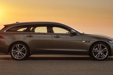 Jaguar XF Sportbrake station wagon