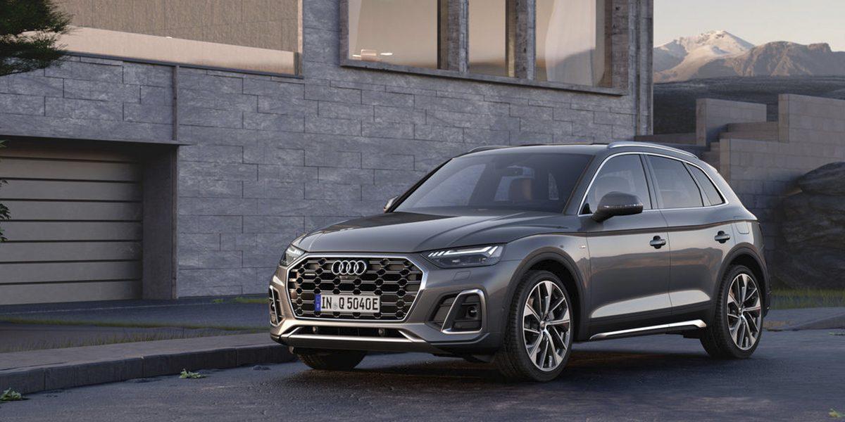 2021 Audi Q5 TFSI e