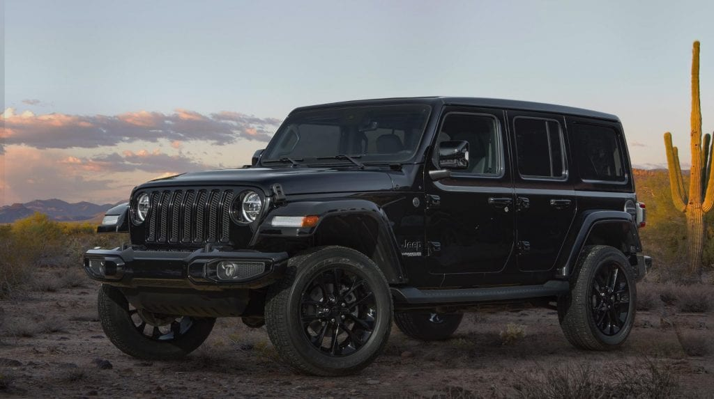 Jeep Wangler