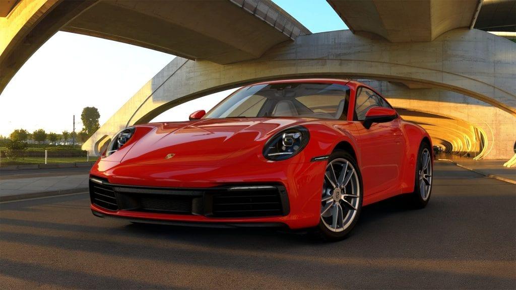 2020 Porsche 911 Carerra