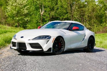 Toyota Supra Monthly and Yearly Sales Figures
