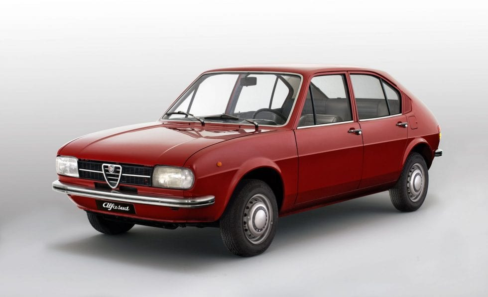 Alfa Romeo Aflasud