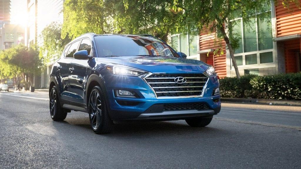 2021 Hyundai Tuscon