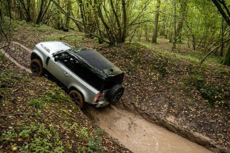 Land Rover Defender Sales Figures