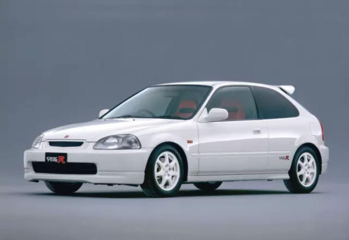 Honda Civid Type R EK9